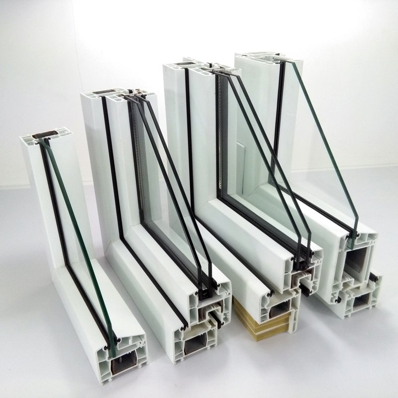 Pvc Profile Plastic Profiles Pvc Windows And Doors